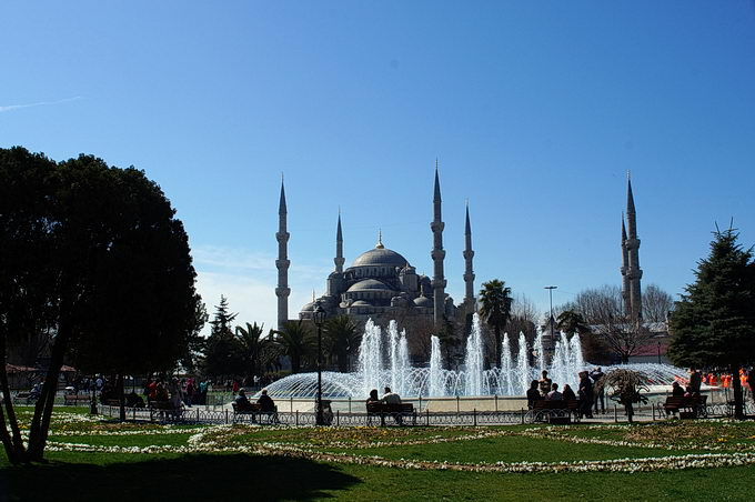 Sultan-Ahmed-Moschee
